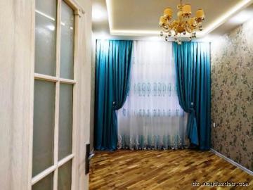Трехкомнатная квартира ок.м.К.Караева