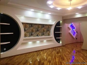 Трехкомнатная квартира ок.м.Нефтчиляр