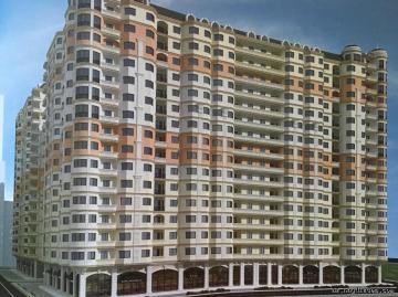 """Продается 3х комнатная квартира в элитном доме, """"ETO HOUSE"""", напротив ресторана Zoğal"""