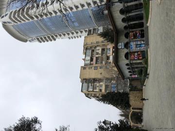 По улице Марданов гардашлары 96/a, кв. 40 в парке офицеров продаё